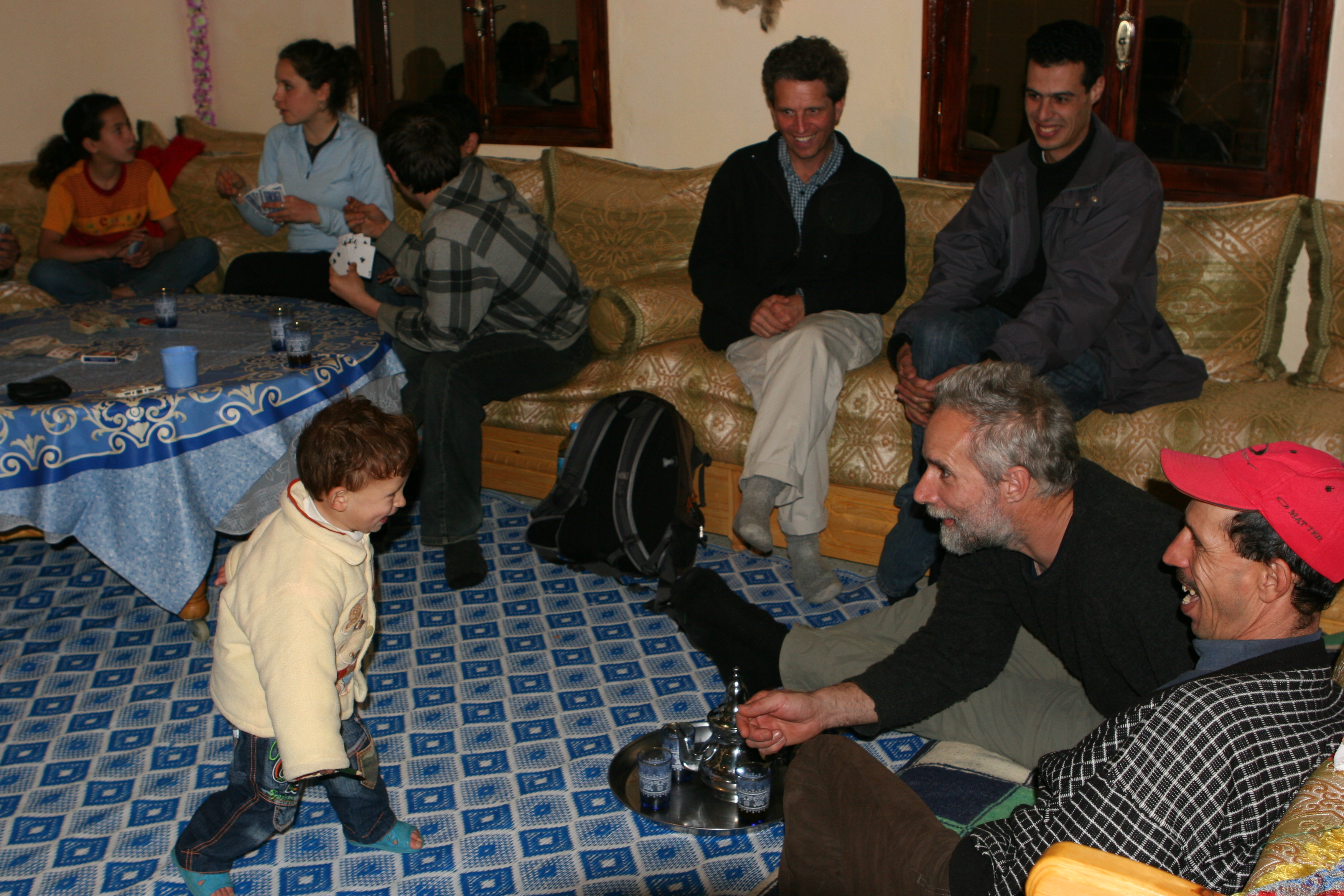 Moroccan home stay I like you tours