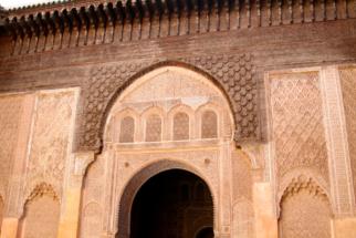 Madrasa detail