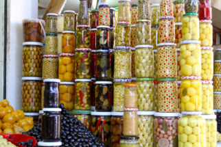 Marrakech preserves